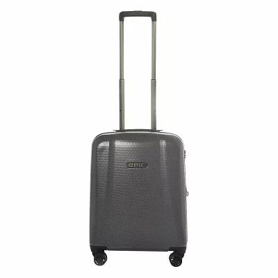 エピック EPIC スーツケース・キャリーバッグ GTO 4.0 22' Expandable Hardside Spinner Carry-On Graphite Blue