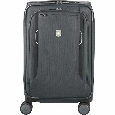 ビクトリノックス Victorinox スーツケース・キャリーバッグ Werks Traveler 6.0 Frequent Flyer Softside Carry-On Spinner Grey