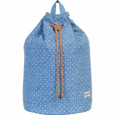 ハーシェル サプライ Herschel Supply Co. バックパック・リュック Hanson Backpack Limoges Crosshatch/White Polka Dot