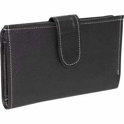 ピエール Piel 財布 Ladies Wallet Black