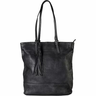 ディオフィ Diophy トートバッグ Tassels Large Shopping Tote Grey