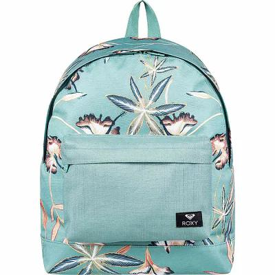 ロキシー Roxy バックパック・リュック Be Young Mix Backpack Trellis Bird Flower