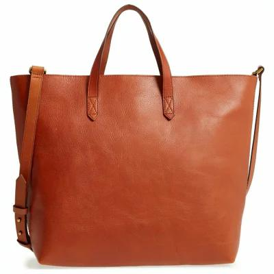 メイドウェル MADEWELL トートバッグ Zip Top Transport Leather Carryall English Saddle