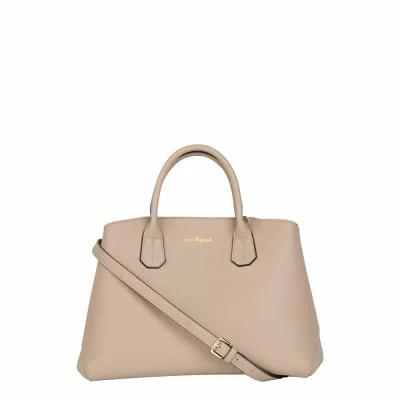 アーバンオリジナルス URBAN ORIGINALS トートバッグ Be Kind Vegan Leather Tote Taupe