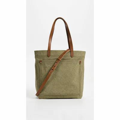 メイドウェル Madewell トートバッグ Medium Transport Tote in Canvas British Surplus