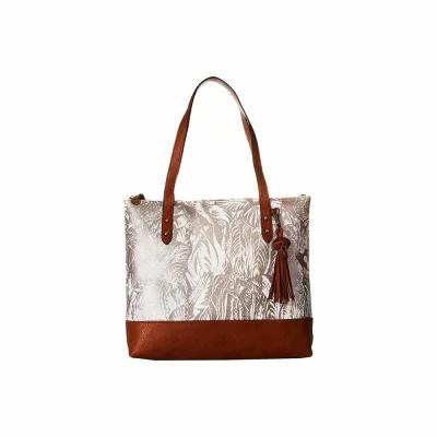ザ サク The Sak トートバッグ Arriba Tote By Collective Pyrite Batik