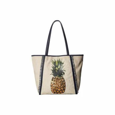 47275af58823 ジェシカシンプソン Jessica Simpson トートバッグ Rio (Embellished) Pineapple Tote-トートバッグ