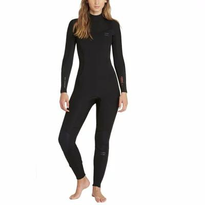 ビラボン Billabong ウェットスーツ 3/2mm Furnace Synergy Chest - Zip GBS Wetsuit Black