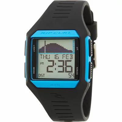 リップカール Rip Curl 腕時計 Rifles Tide Watch Black/Blue