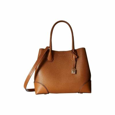 マイケル コース MICHAEL Michael Kors トートバッグ Mercer Gallery Medium Center Zip Tote Acorn