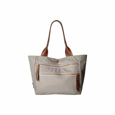 フライ Frye トートバッグ Ivy Nylon Tote Light Grey Nylon