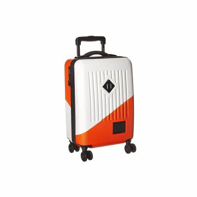 ハーシェル サプライ Herschel Supply Co. スーツケース・キャリーバッグ Trade Power Carry-On White/Vermillion Orange