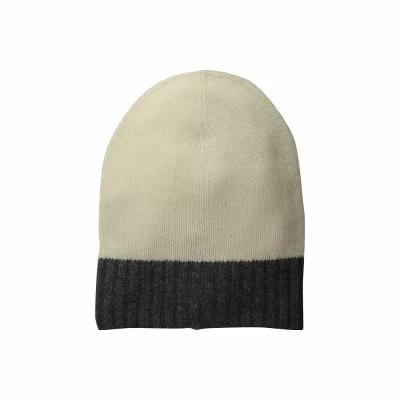 6d788b60ea945 ハットアタック オンライン Hat Attack ニット Cashmere Slouchy Cuff Hat Color  Block:active-store