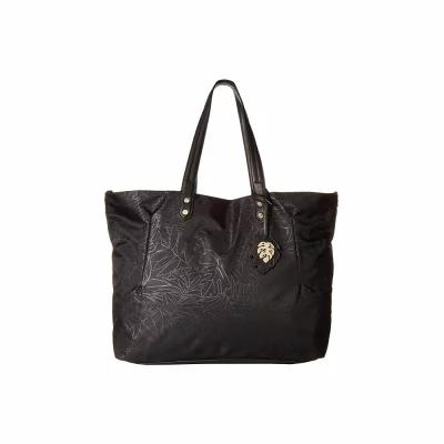 トミー バハマ Tommy Bahama トートバッグ Siesta Key Soft Tote On Golden Frond/Black