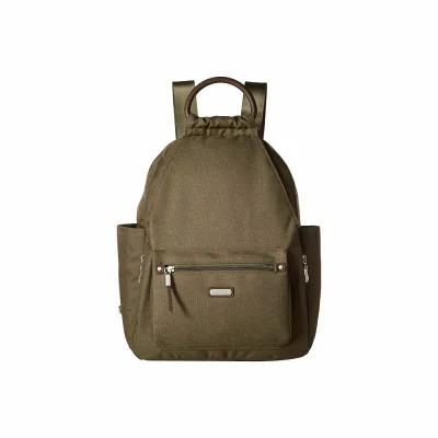 バッガリーニ Baggallini バックパック・リュック New Classic 'Heritage' All Day Backpack with RFID Phone Wristlet Olive