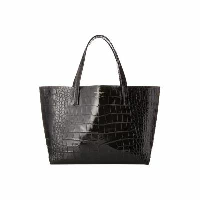 カート ジェイガー Kurt Geiger London トートバッグ Violet Horizontal Tote Black 1