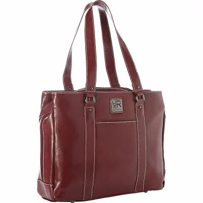 ケネス コール Kenneth Cole Reaction パソコンバッグ Hit A Triple Compartment 15' Laptop Business Tote Burgundy