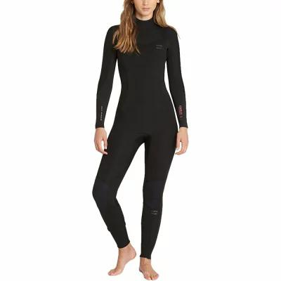 ビラボン Billabong ウェットスーツ 3/2 Furnace Synergy Back - Zip Full Wetsuit Black