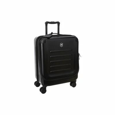 ビクトリノックス Victorinox スーツケース・キャリーバッグ Spectra(TM) Dual-Access Extra Capacity Carry On Black