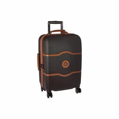 デルシー Delsey スーツケース・キャリーバッグ Chatelet Hard - 21' Carry-On Spinner Trolley Chocolate