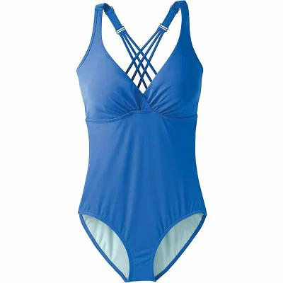 プラーナ ワンピース Kayana D-Cup One Piece Swimsuit Island Blue