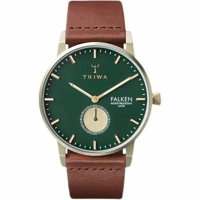 トリワ Triwa 腕時計 Falken Watch Pine Falken/Brown Classic