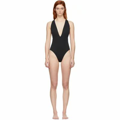 スキン Skin ワンピース Black 'The Marina' One-Piece Swimsuit