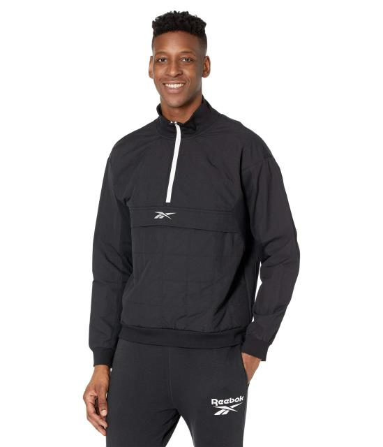 Reebok メンズ 衣類 アパレル パンツ リーボック Meet Zip 訳あり 日本製 There Quilted 1 2 You