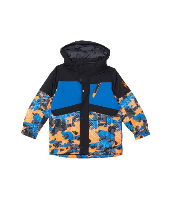 スパイダー Jacket Synthetic Trick Down Kids) (Toddler/Little ボーイズ Mini