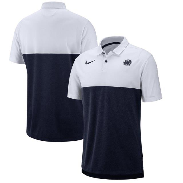 NCAA Penn State Nittany Lions Womens Classic Mesh Short Large Navy
