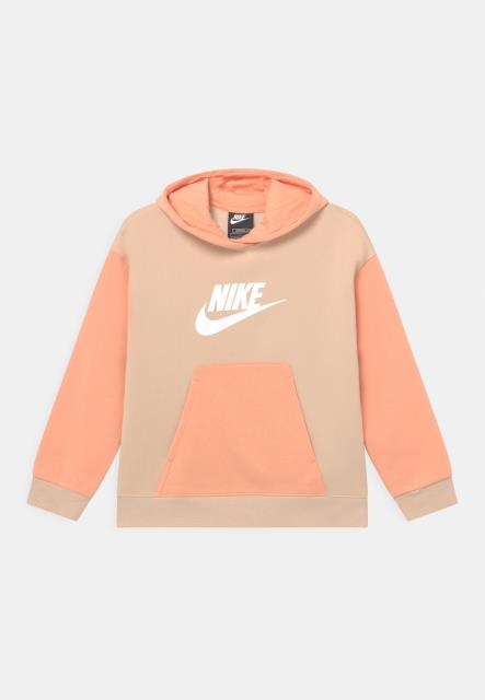 Nike キッズ 衣類 アパレル ナイキ HOODIE - Sweatshirt - shimmer/apricot agate/white キッズ