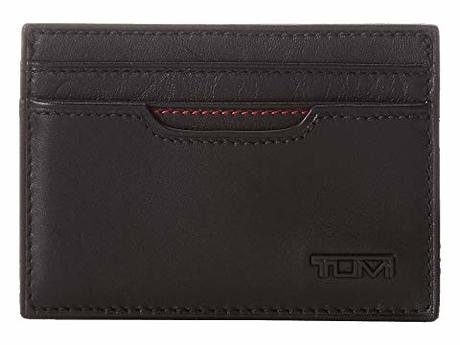 トゥミ メンズ 財布 Delta Money Clip Card Case