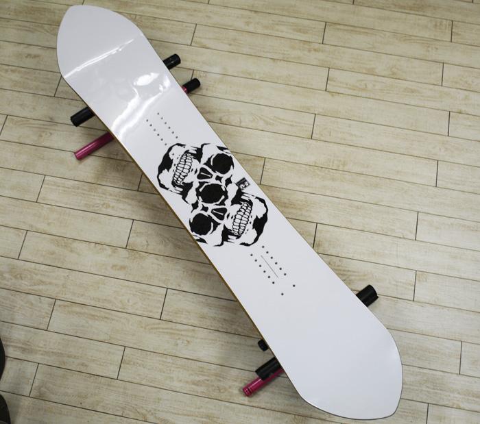 【RAY☆BACK SNOWSURFING】RAY 5'2
