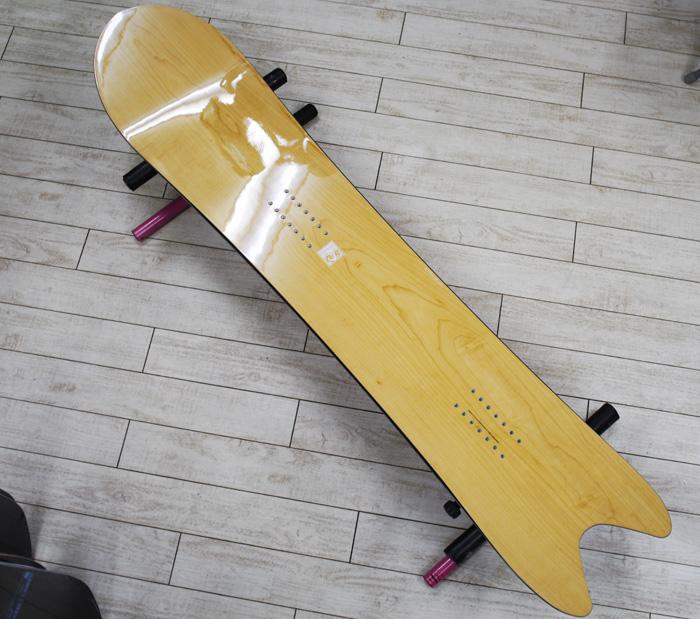 【RAY☆BACK SNOWSURFING】SWORDFISH 4'10