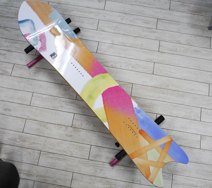 【RAY☆BACK SNOWSURFING】SWORDFISH 5'1