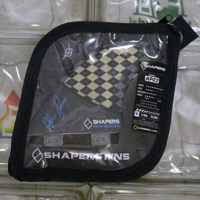 【Shapers Fin】AP02 FCS Box 【5 Fin】シェイパーズフィン AP01 5フィン