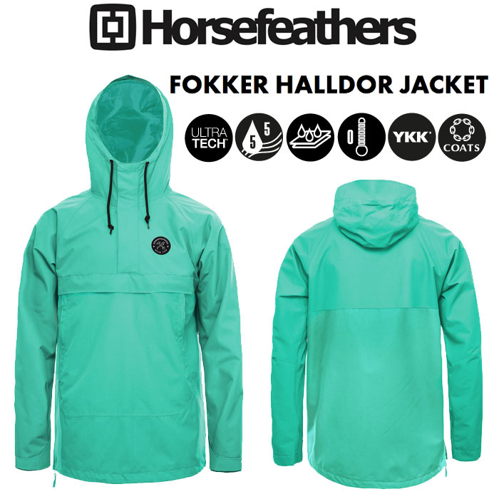【Horsefeathers】FOKKER JACKET【2018-2019モデル】カラーHALLDOR【ホースフェザーズ】HALLDOR HELGASON【atrip Line】