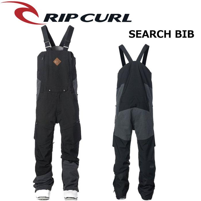 【RIP CURL】SEARCH BIB【2018-2019モデル】カラーBLK【リップカール】