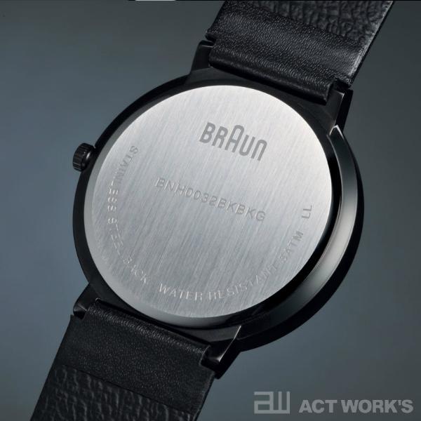 ブランド別 A,B,C>BRAUN>腕時計>BNH0032レザー