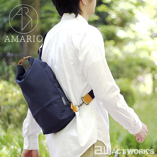 《全5色》AMARIO body bag crum BB 【カメラバッグ デジカメケース 斜め掛け シンプル デザイン バッグ カバン 鞄 BAG タブレット 財布 収納 クラム クルム】