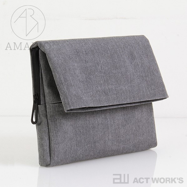 《全3色》AMARIO 2Wayマルチバッグ tatam 1013 【ノートPC シンプル デザイン カバン 鞄 BAG タブレット 財布 収納 クラッチバッグ】