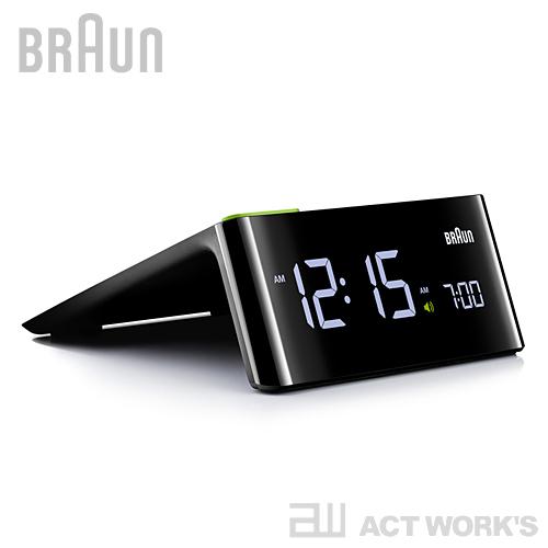 BRAUN BNC016 目覚まし時計 置き時計 ブラウン 【時計 アラーム とけい ブランド メンズ レディース アナログ 表示 置時計】