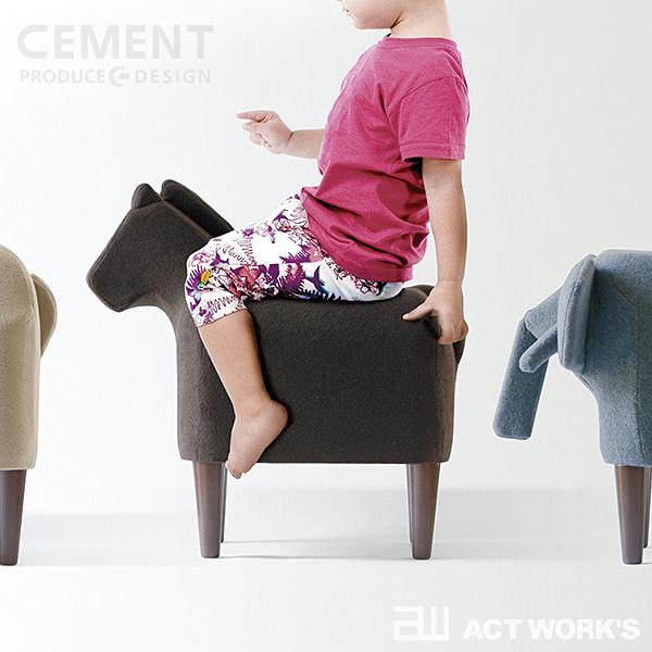 《全4種》CEMENT フレンズスツール Frien'Zoo Stool 【セメント プロデュース デザイン made in japan 日本製 町工場 CEMENT PRODUCE DESIGN チェア 腰掛け イス】