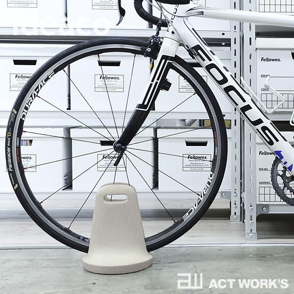 《全2色》ideaco Buntin road 自転車スタンド ブンチン ロード 【イデアコ デザイン雑貨 ディスプレイ サイクルスタンド 北欧 玄関収納】