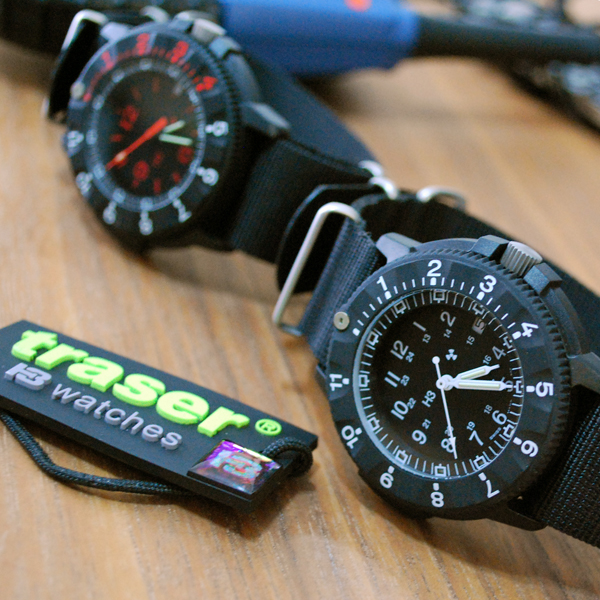 treaser watches type6 (トレーサーウォッチ・タイプ6)  織田祐二も劇中着用!スイス生まれの本格ミリタリーウォッチ