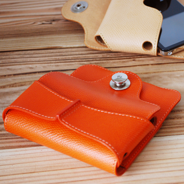 Motion Holder(モーションホルダー) 【VintageRevivalProductions】【革 皮革 カバー iPhone i-Phone 3G 3GS】