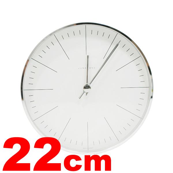 Max Bill 壁掛け時計 Line22cm 時計 クロック ウォールクロック