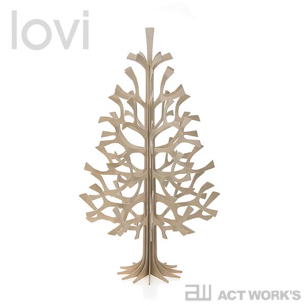 lovi Xmas Tree 100cm(Spruce Tree) クリスマスツリー【ロヴィ オブジェ フィンランド 白樺 バーチ材 リビング デザイン雑貨】