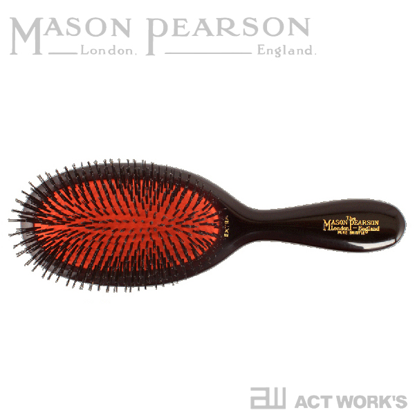 MASON PEARSON メイソンピアソン エクストラスモールブリッスル クリーニングブラシ付き 4966997310309
