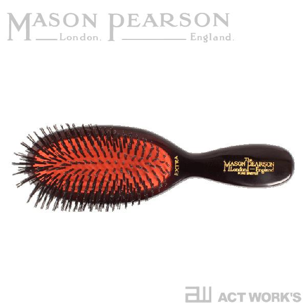 MASON PEARSON メイソンピアソン ポケットエクストラブリッスル 4966997311405